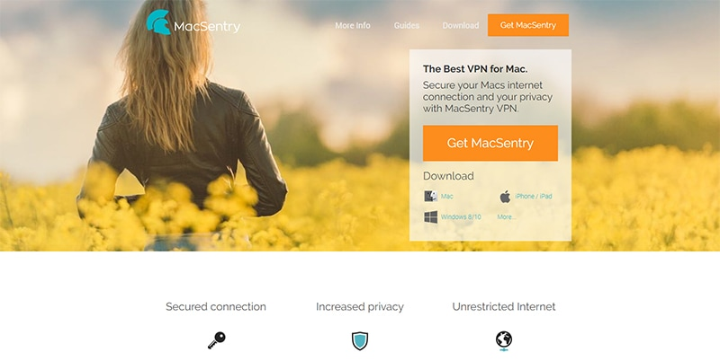 MacSentry VPN