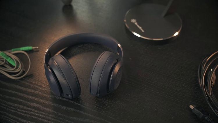 Beats Studio 3 On Table