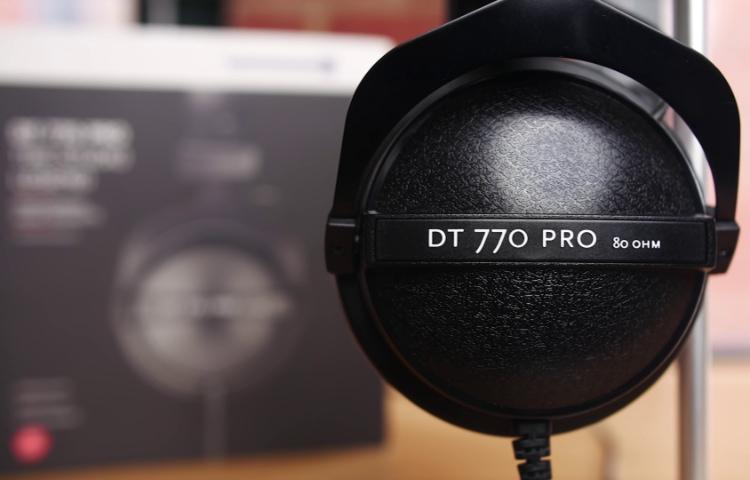 Beyerdynamic DT 770 PRO 80 Earpads