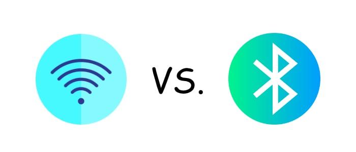 Bluetooth vs. Wi-Fi Banner