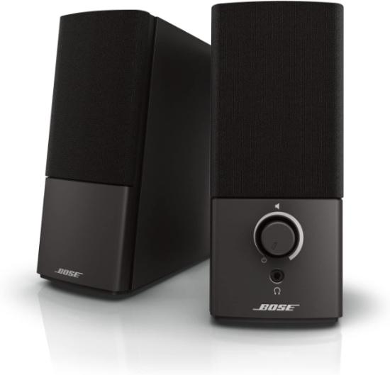 Bose Companion 2 Series III Design