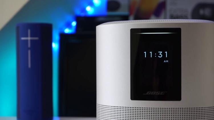 Bose Home Speaker 500 Close-up