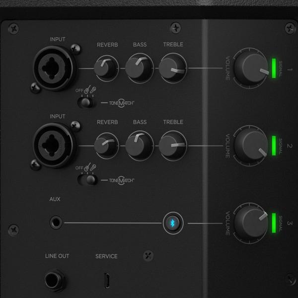 Bose S1 Pro Input