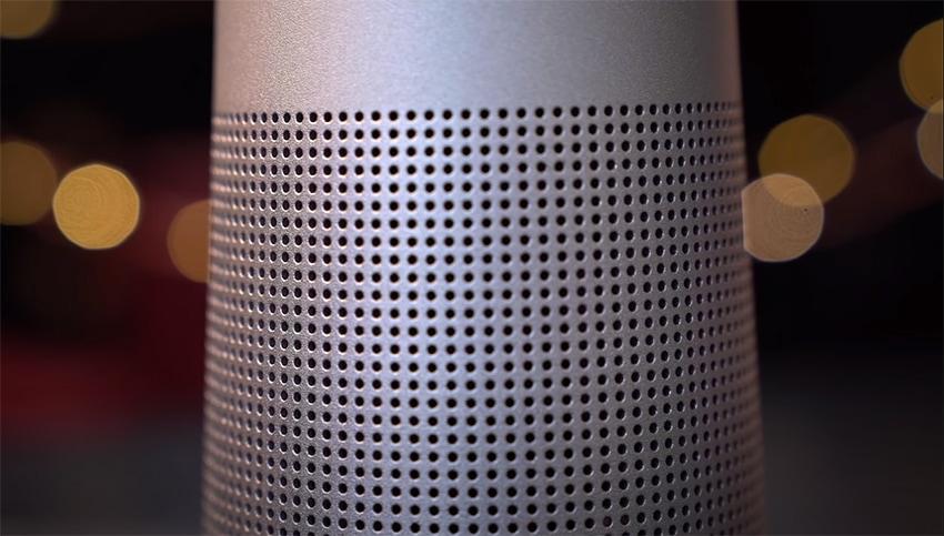 Bose SoundLink Revolve Design
