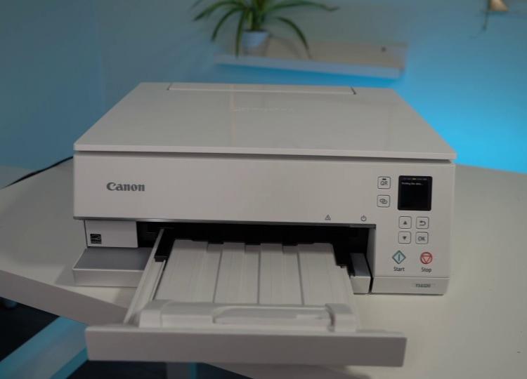 Canon Pixma TS6320 Tray