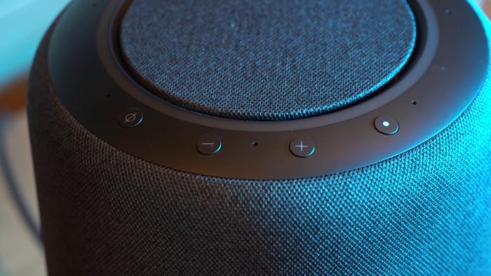 Echo Studio Button