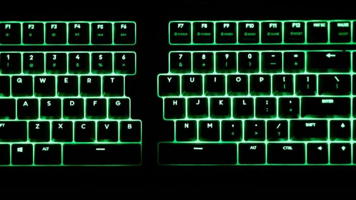 Kinesis Freestyle Edge RGB