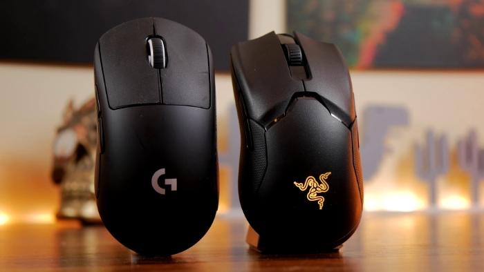 Logitech G Pro Wireless vs. Razer Viper Ultimate