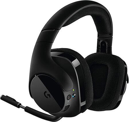Logitech G533 Back