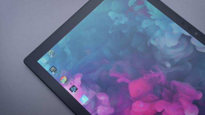 Microsoft Surface Pro 6 Close up