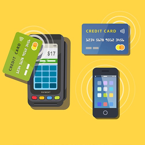 How does NFC work?