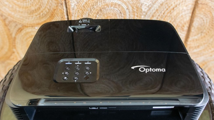 Optoma HD146X Button