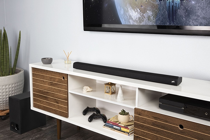 Polk Audio Signa S2 With TV