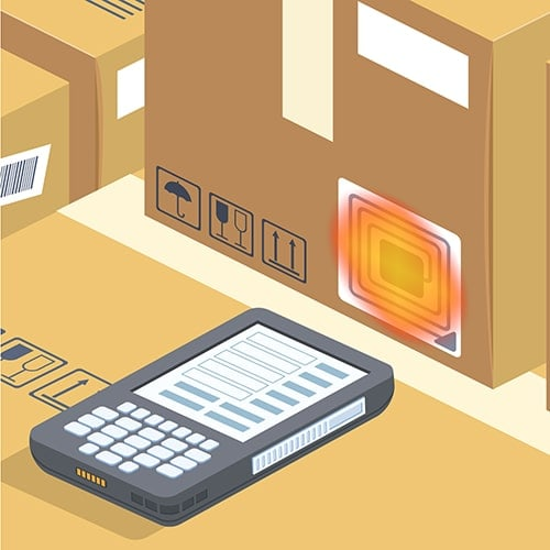 How does RFID work?