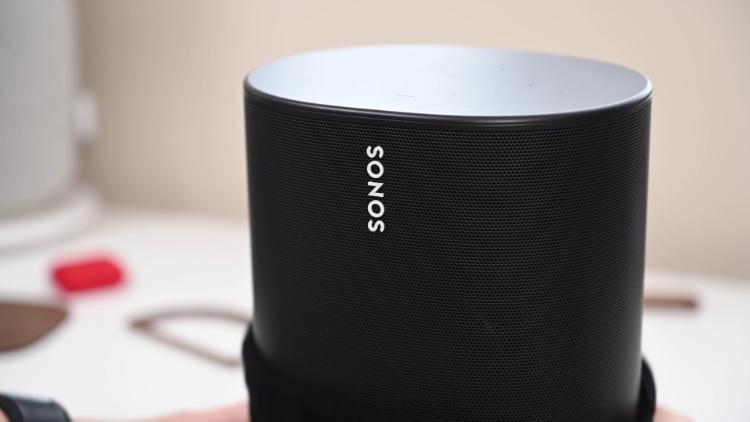 Sonos Move Close-up