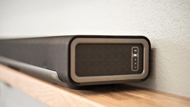 Sonos Playbar Button