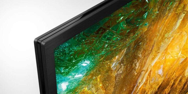 Sony X800H Close-up