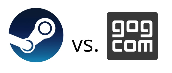 Steam vs. GOG: Which Is Better?