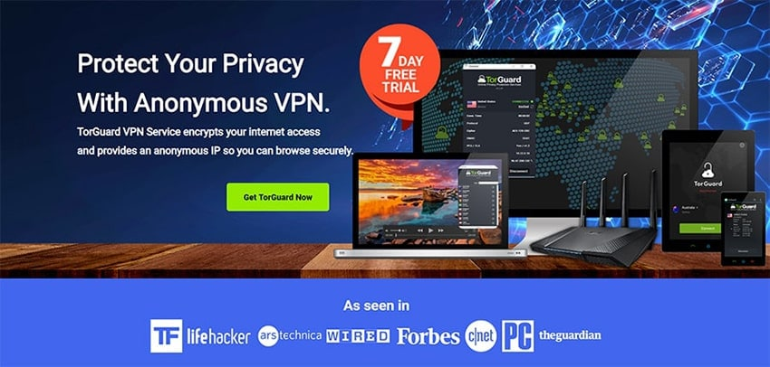 Torguard Review – Best VPN for Torrenting