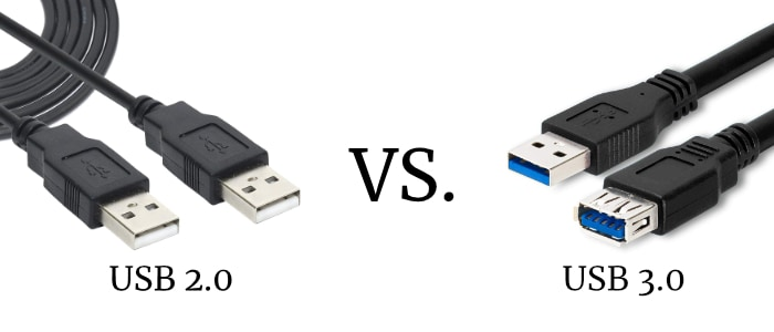 USB 2.0 vs. 3.0: What's the Difference?
