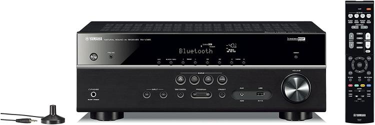 Yamaha RX-V385 Review